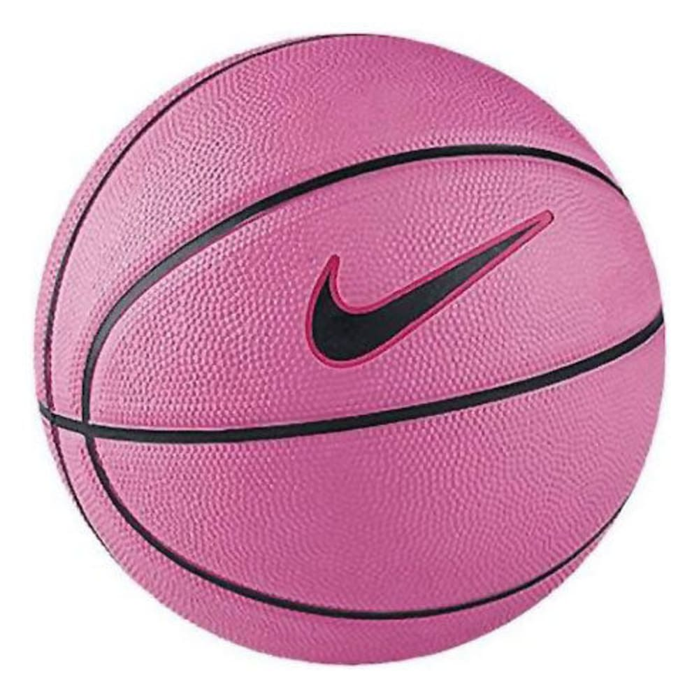 NIKE Swoosh Mini Basketball - PINK 660 sz3