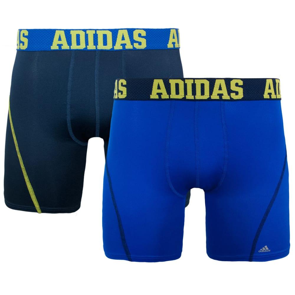 ADIDAS Men's Sport Performance Climacool Boxer Briefs 2-Pack S