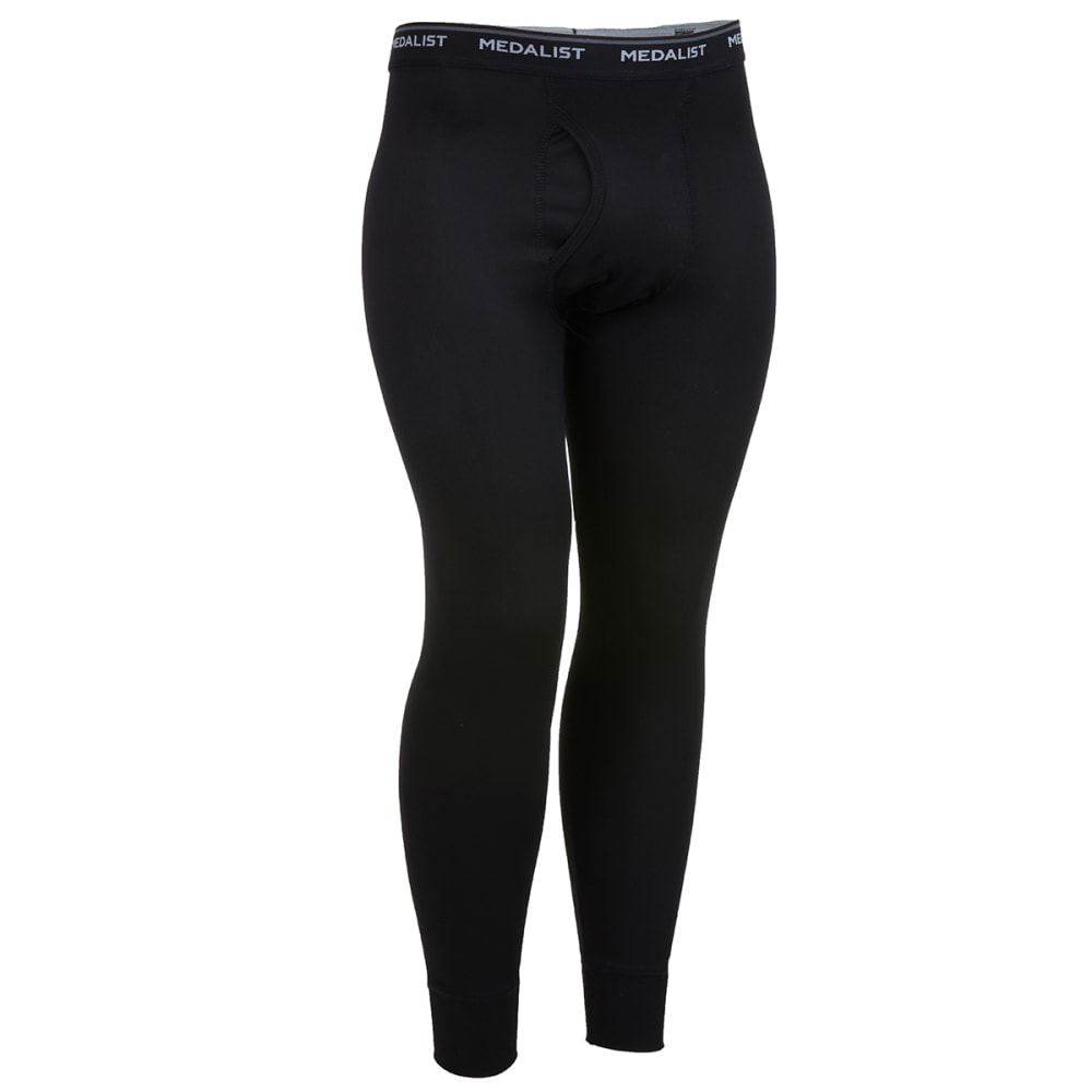 MEDALIST Men's Hybrid Mesh Pants - BLACK