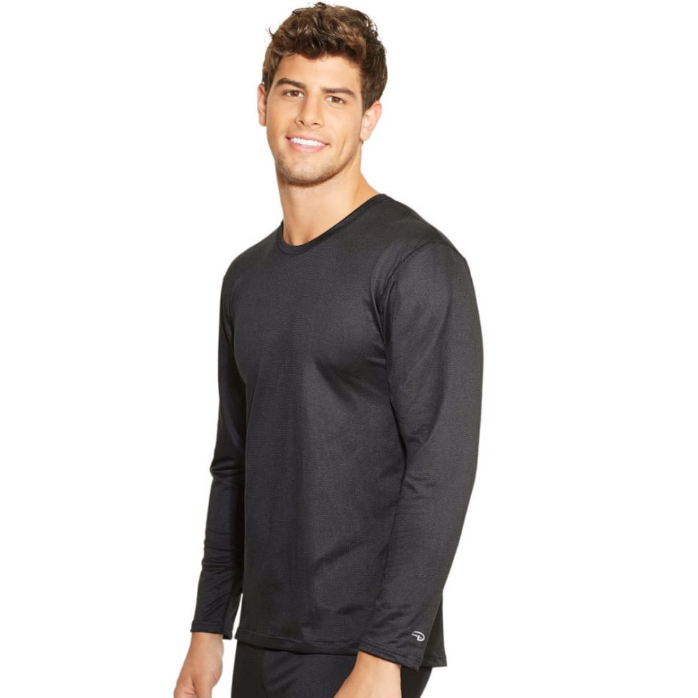 DUOFOLD by Champion® Men's Varitherm Thermal Top - BLACK