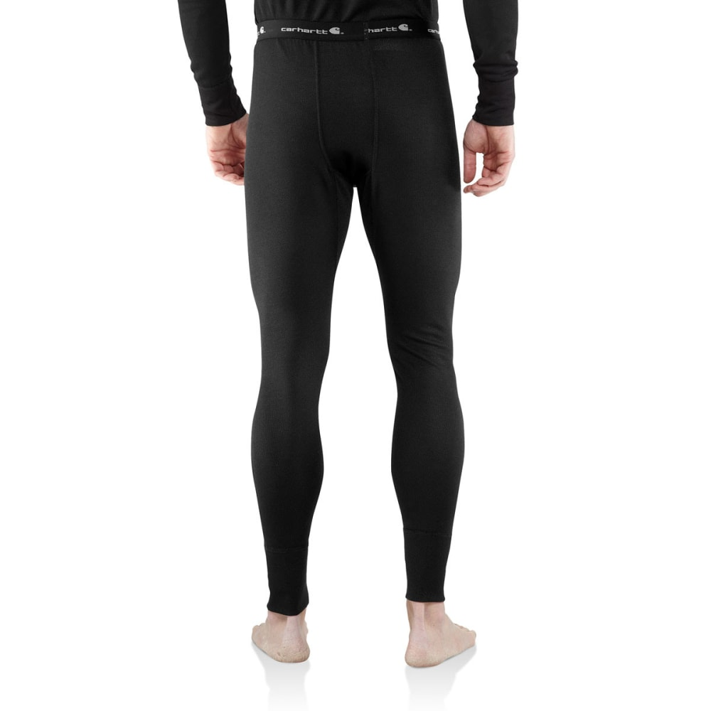 CARHARTT Men's Base Force™ Cold Weather Bottoms - BLACK 001