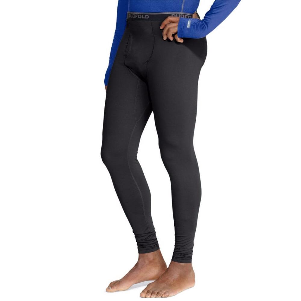DUOFOLD Men's Varitherm Thermal Pants - BLACK