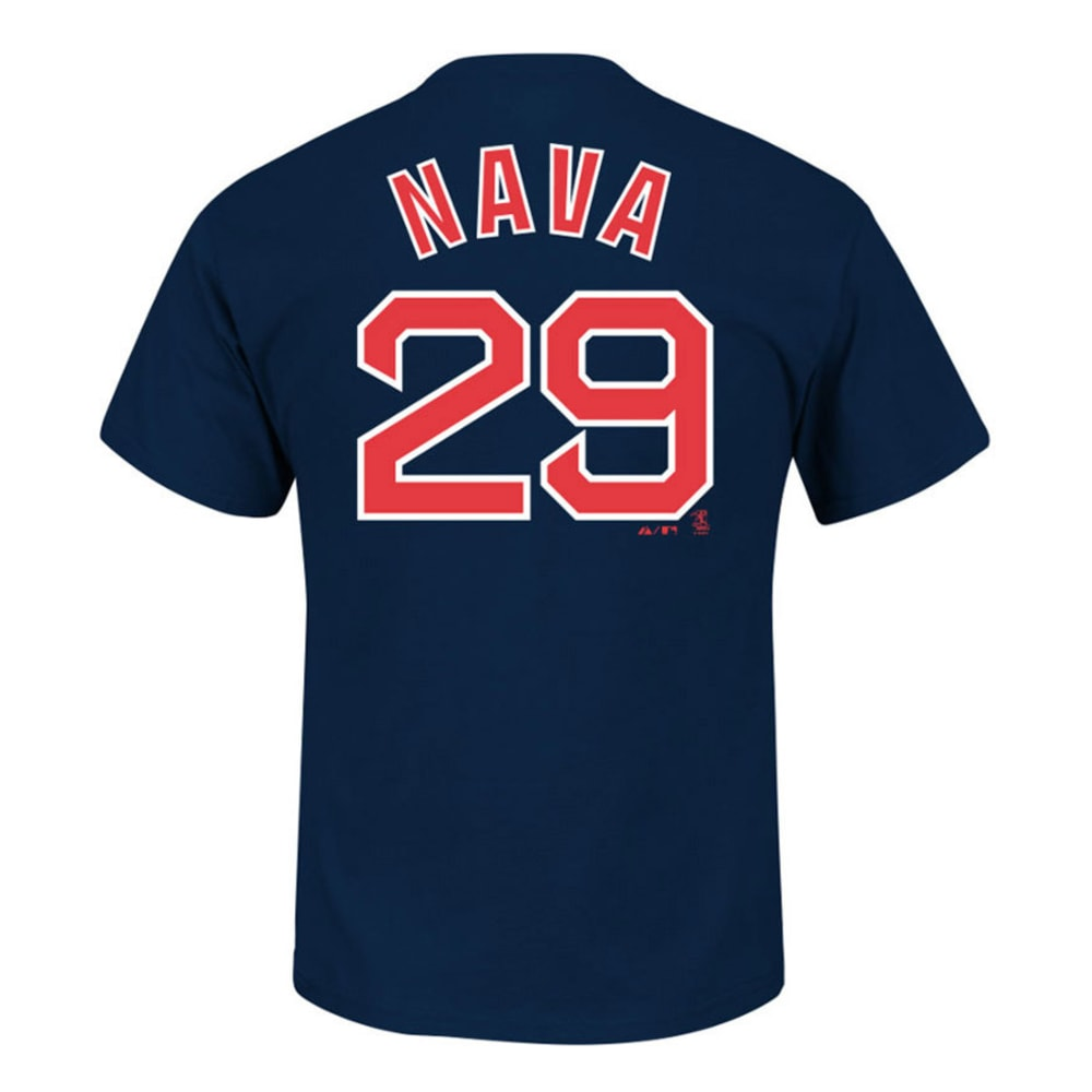 BOSTON RED SOX Boys' Nava #29 Tee  - NAVY