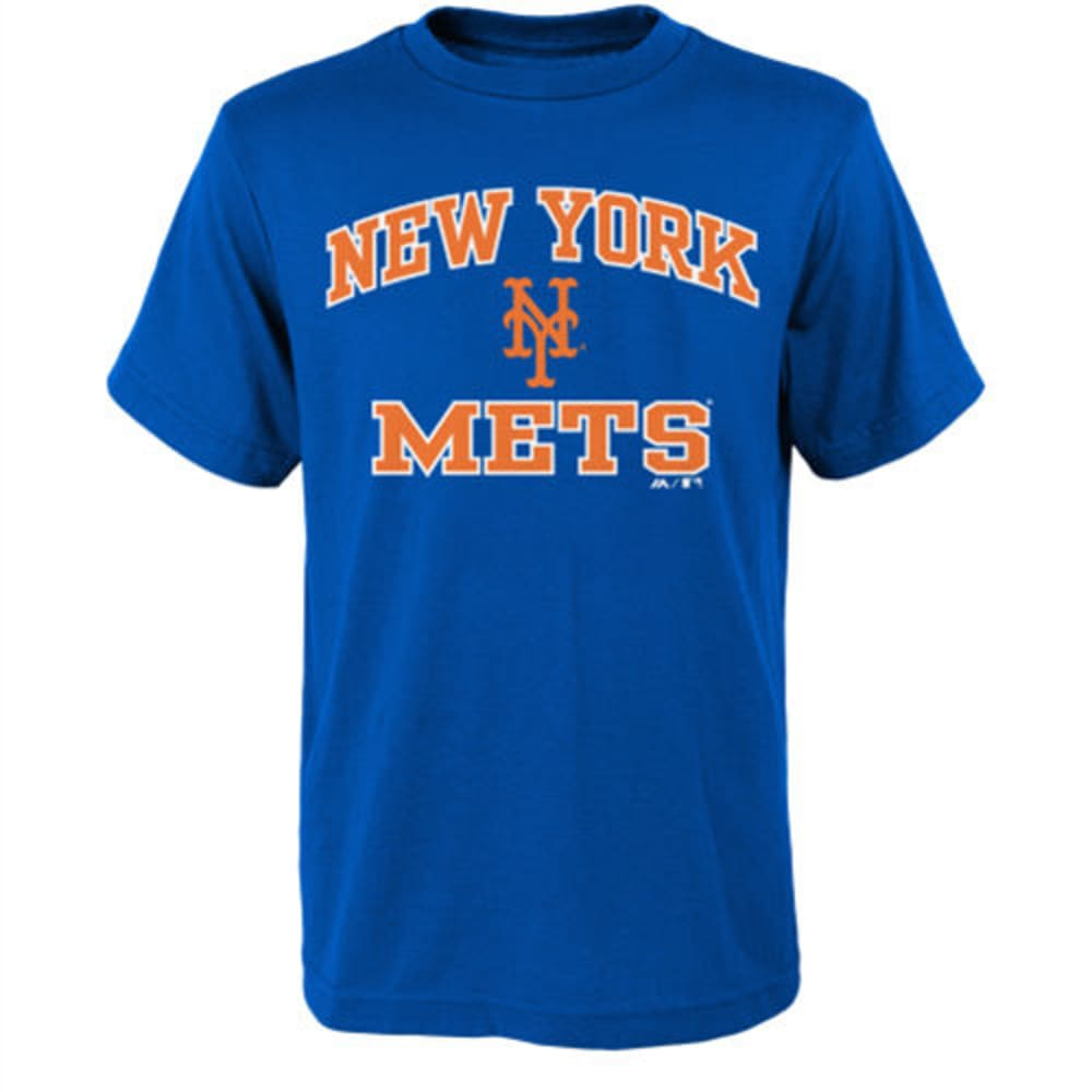 NEW YORK METS Men's Heart and Soul Tee - METS