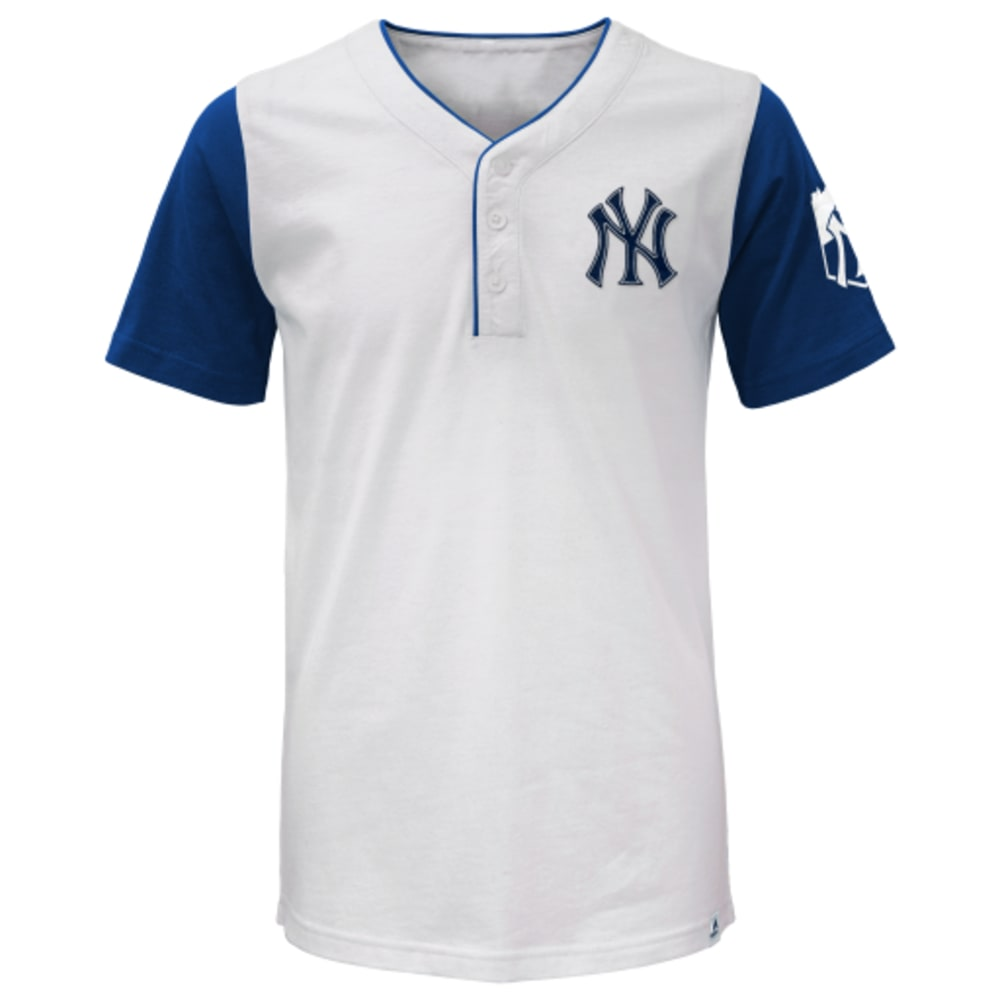 NEW YORK YANKEES Boys' Big Time Fan Tee - YANKEES