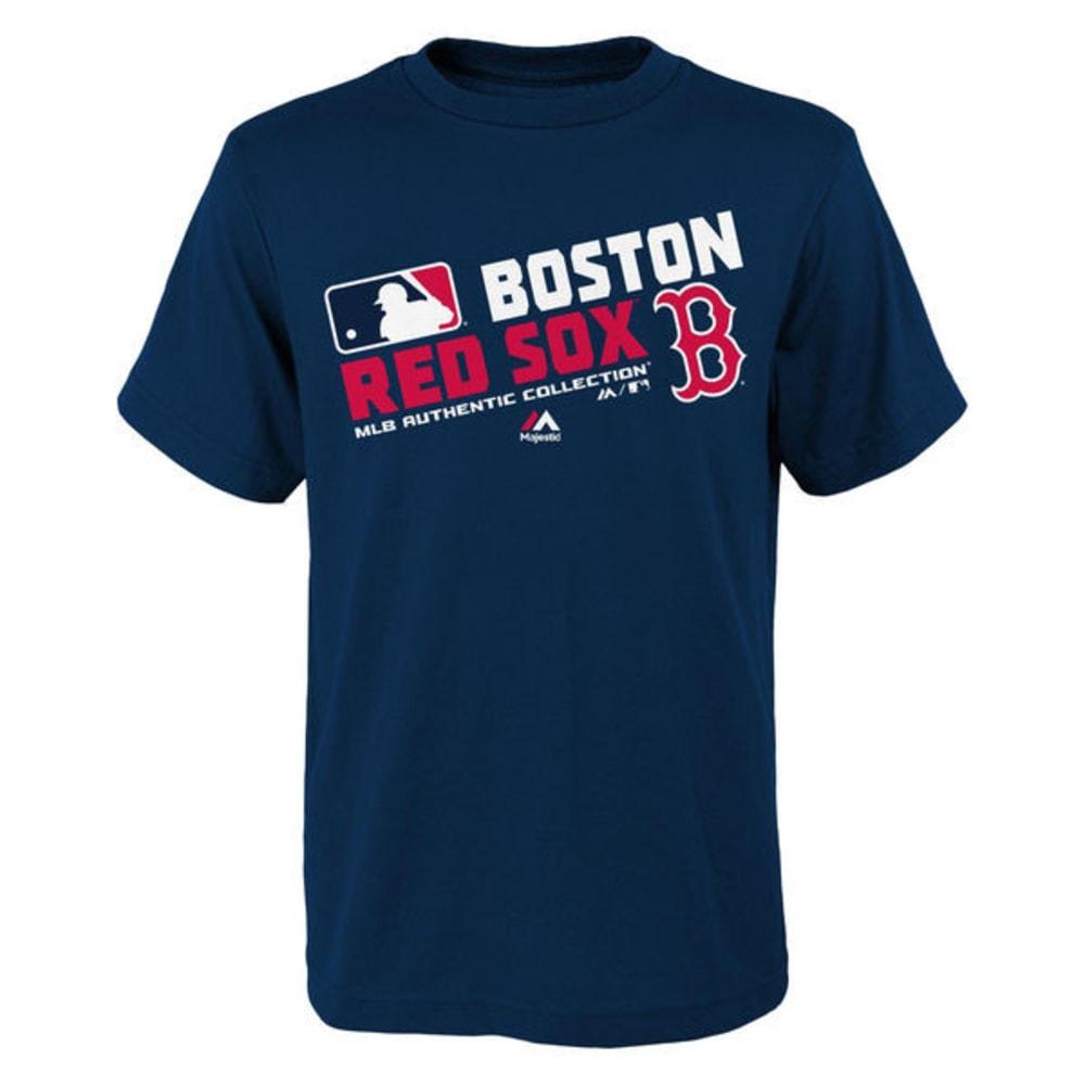 BOSTON RED SOX Boys' Team Choice Tee - RED SOX