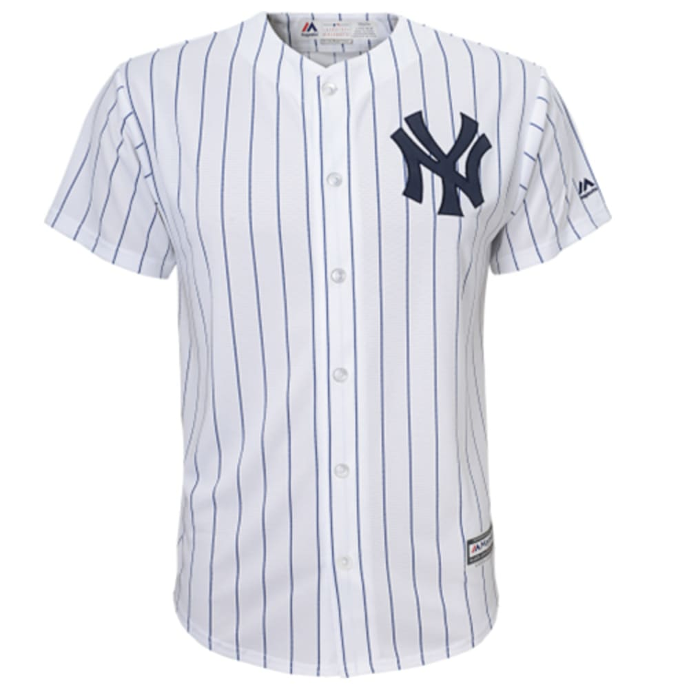 NEW YORK YANKEES Kids' Cool Base #22 Jacoby Ellsbury Home Baseball Jersey - YANKEES