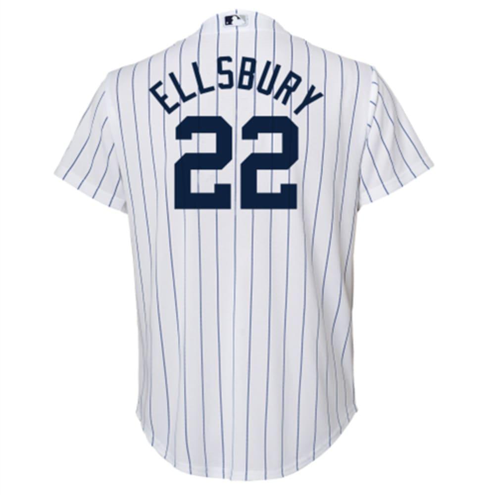 NEW YORK YANKEES Kids' Cool Base #22 Jacoby Ellsbury Home Baseball Jersey - YANKEES