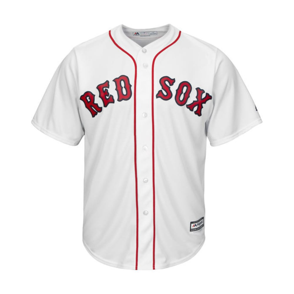 BOSTON RED SOX Kids' Cool Base Home Replica Jersey - RED SOX