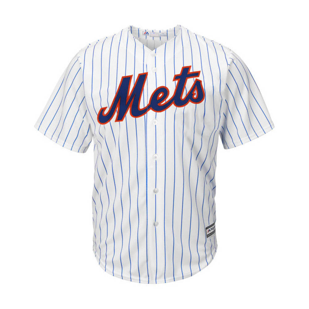 NEW YORK METS Kids' Cool Base Home Replica Jersey - METS