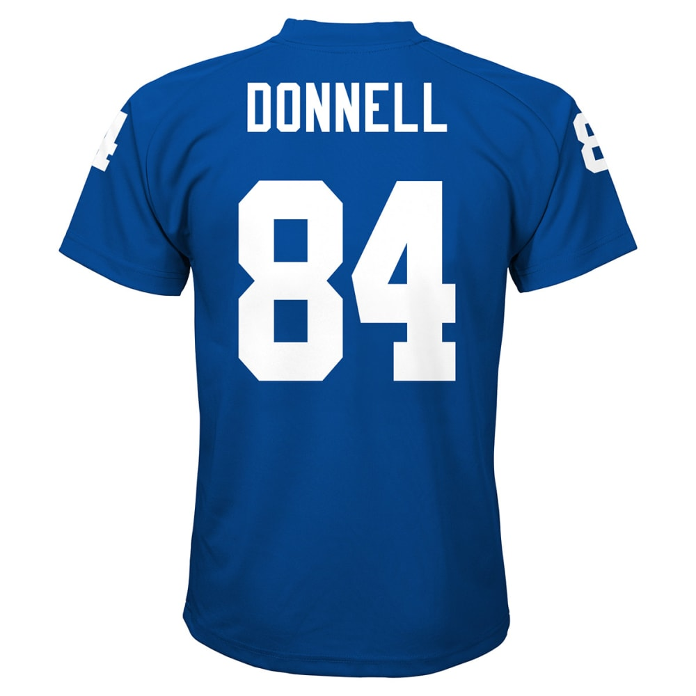 NEW YORK GIANTS Boys' Donnell #84 Jersey - ROYAL BLUE