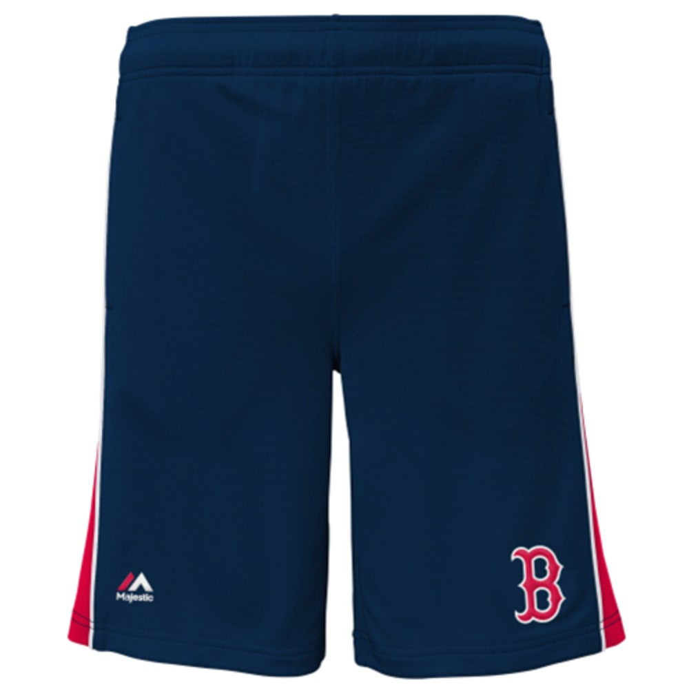 BOSTON RED SOX Boys' Classic Shorts - RED SOX