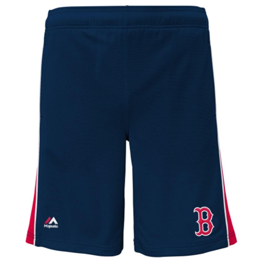 BOSTON RED SOX Boys' Classic Shorts - RED SOX