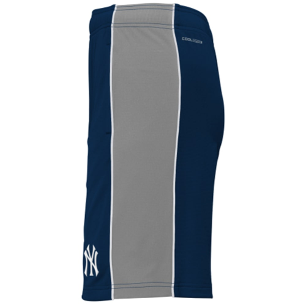 NEW YORK YANKEES Boys' Classic Baseball Shorts - YANKEES