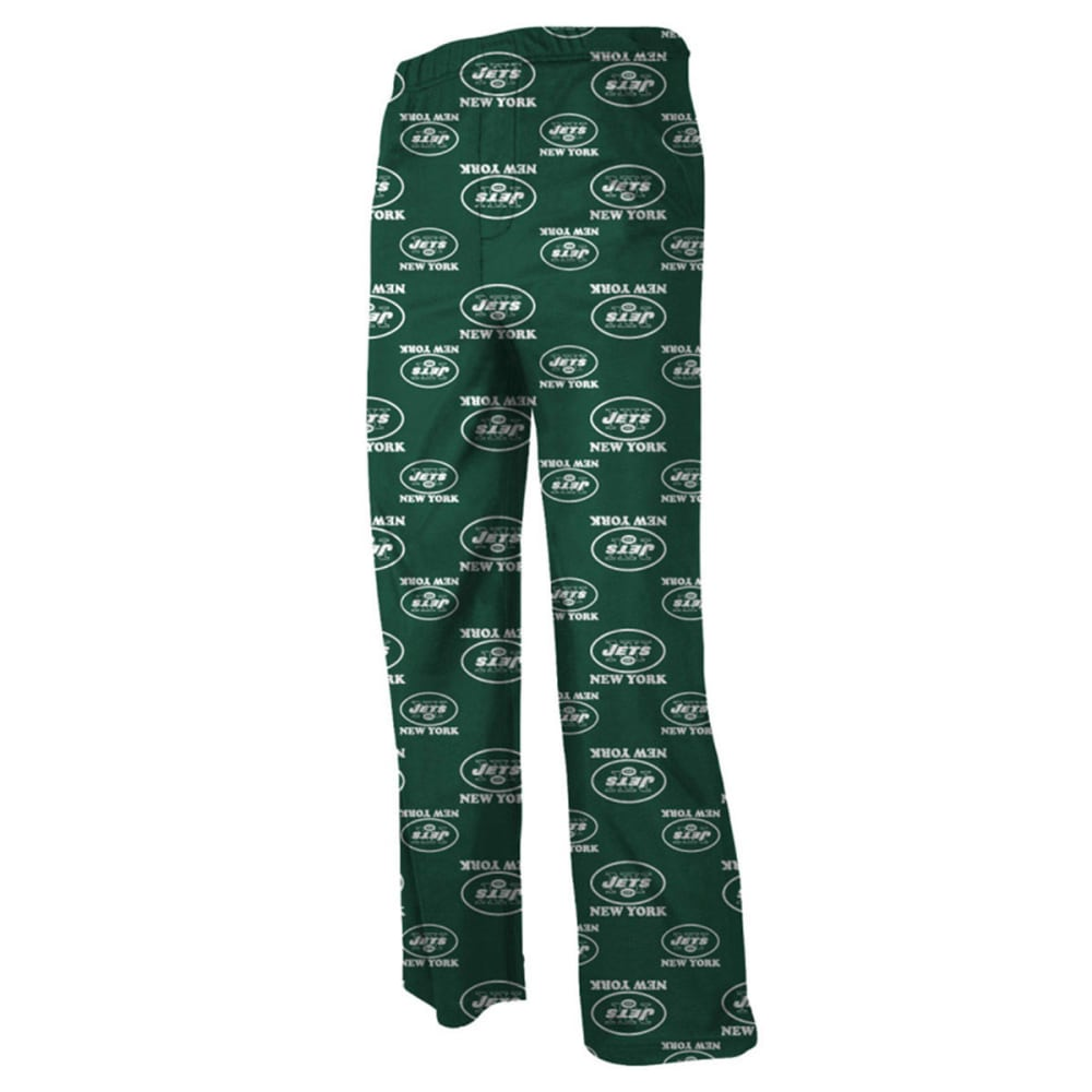 NEW YORK JETS Boys' Logo All Over Printed Lounge Pants XL