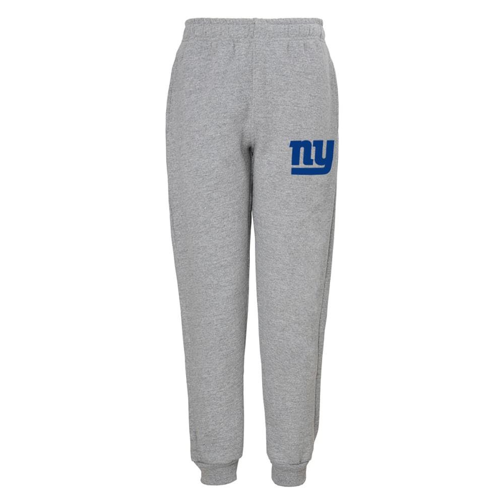 "NEW YORK GIANTS Boys' ""Slim Cali"" Cuffed Pants - DARK CRIMSON"