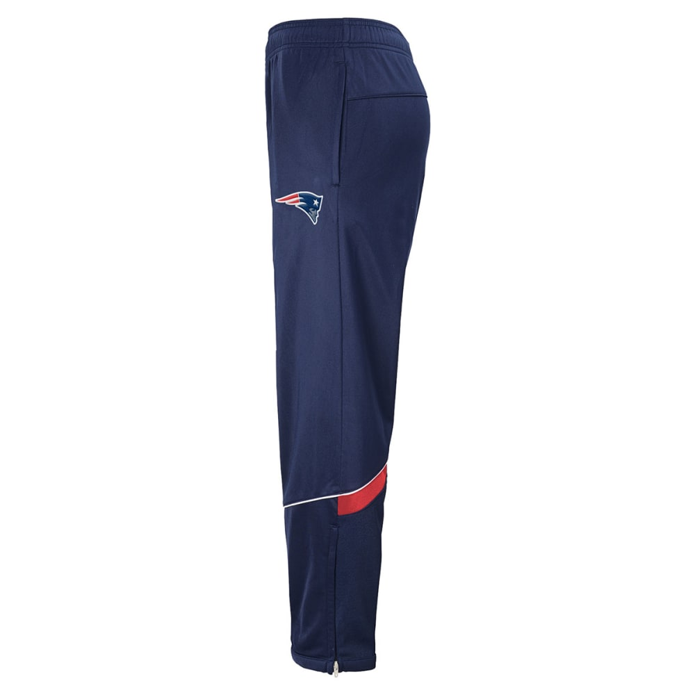 NEW ENGLAND PATRIOTS Boy's Precision Field Pants - WHITE/CHINCHILLA