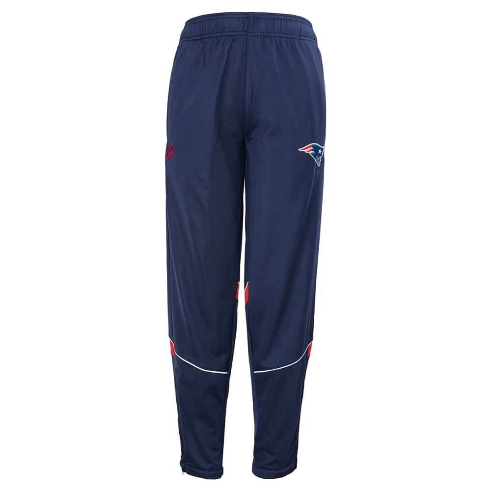 NEW ENGLAND PATRIOTS Boy's Precision Field Pants - WHITE/CHINCHILLA