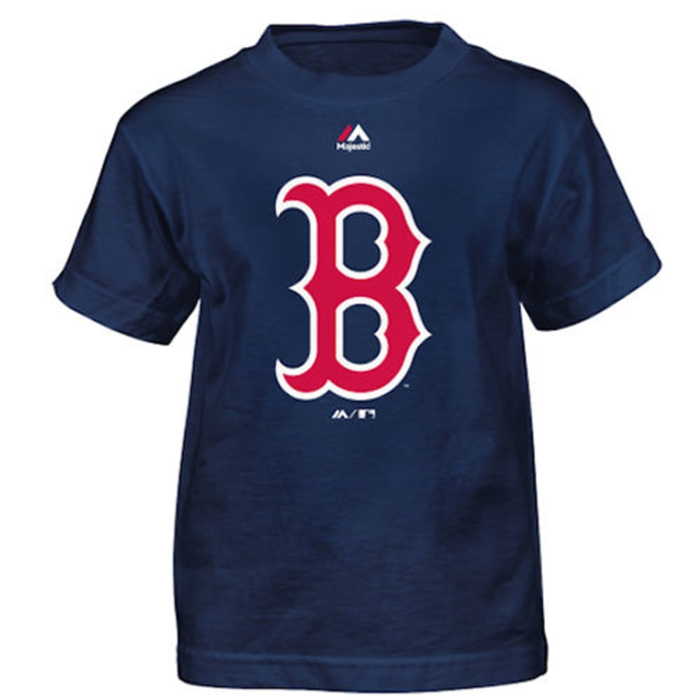 BOSTON RED SOX Boys' Primary Logo Tee - RED SOX