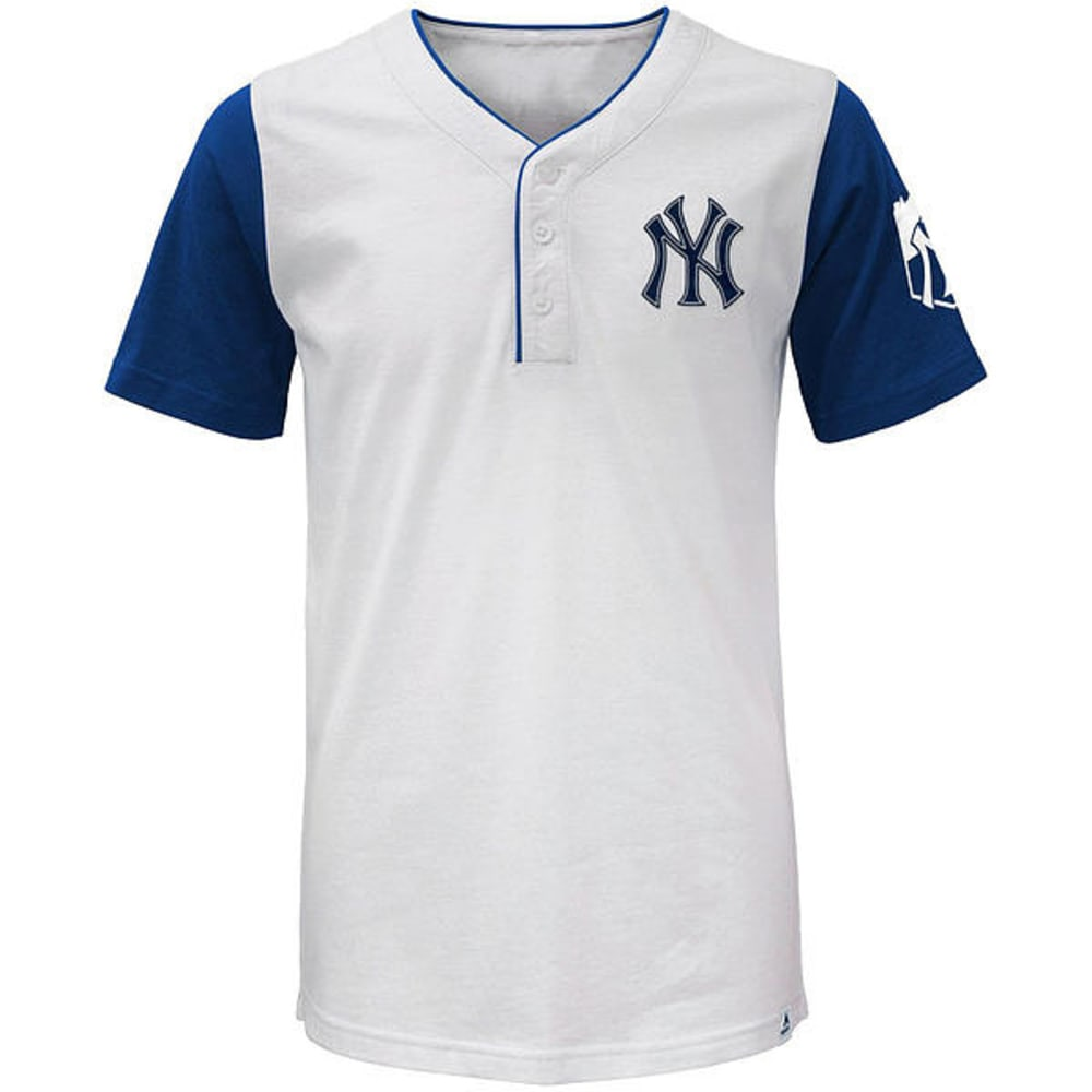 NEW YORK YANKEES Boys' Big Time Fan Tee, Sizes 4-7 - YANKEES
