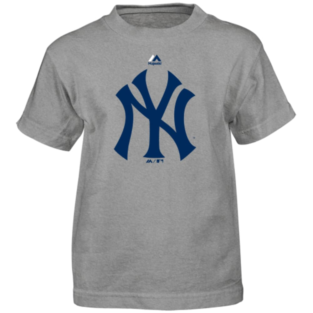NEW YORK YANKEES Boys' Mascot Short Sleeve Tee - YANKEES