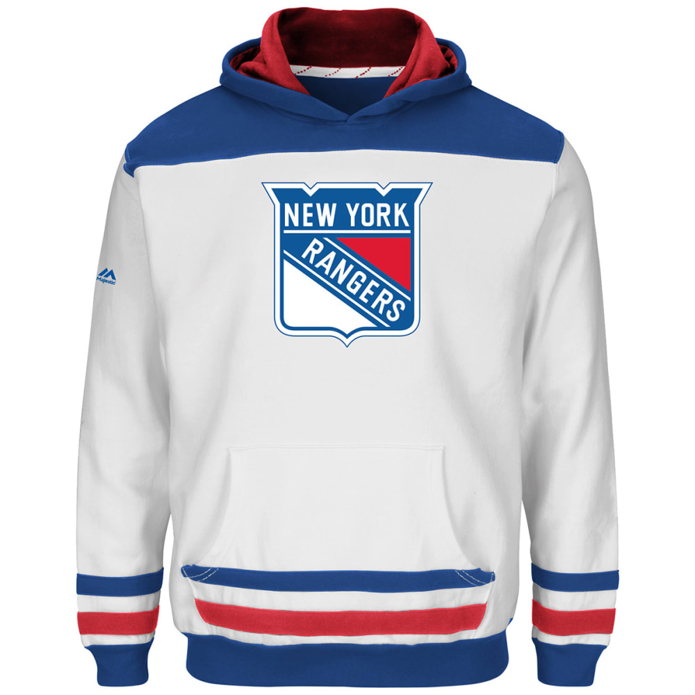 NEW YORK RANGERS Lil' Double Minor Hooded Sweatshirt - DRAGONFLY