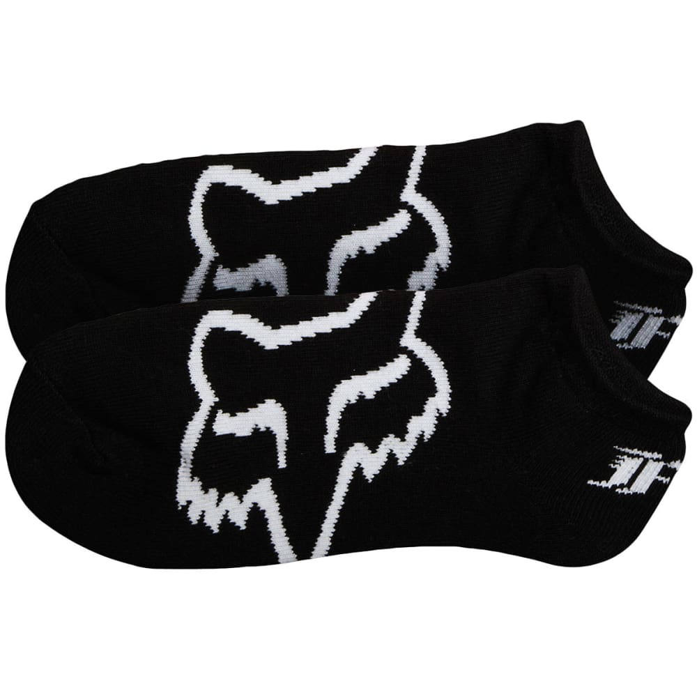 FOX HEAD Core No Show Socks - BLACK