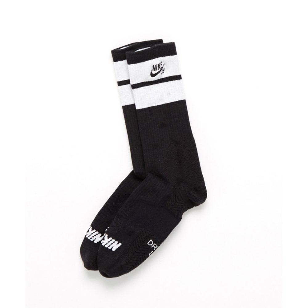 NIKE SB Guys' Crew Socks - BLACK