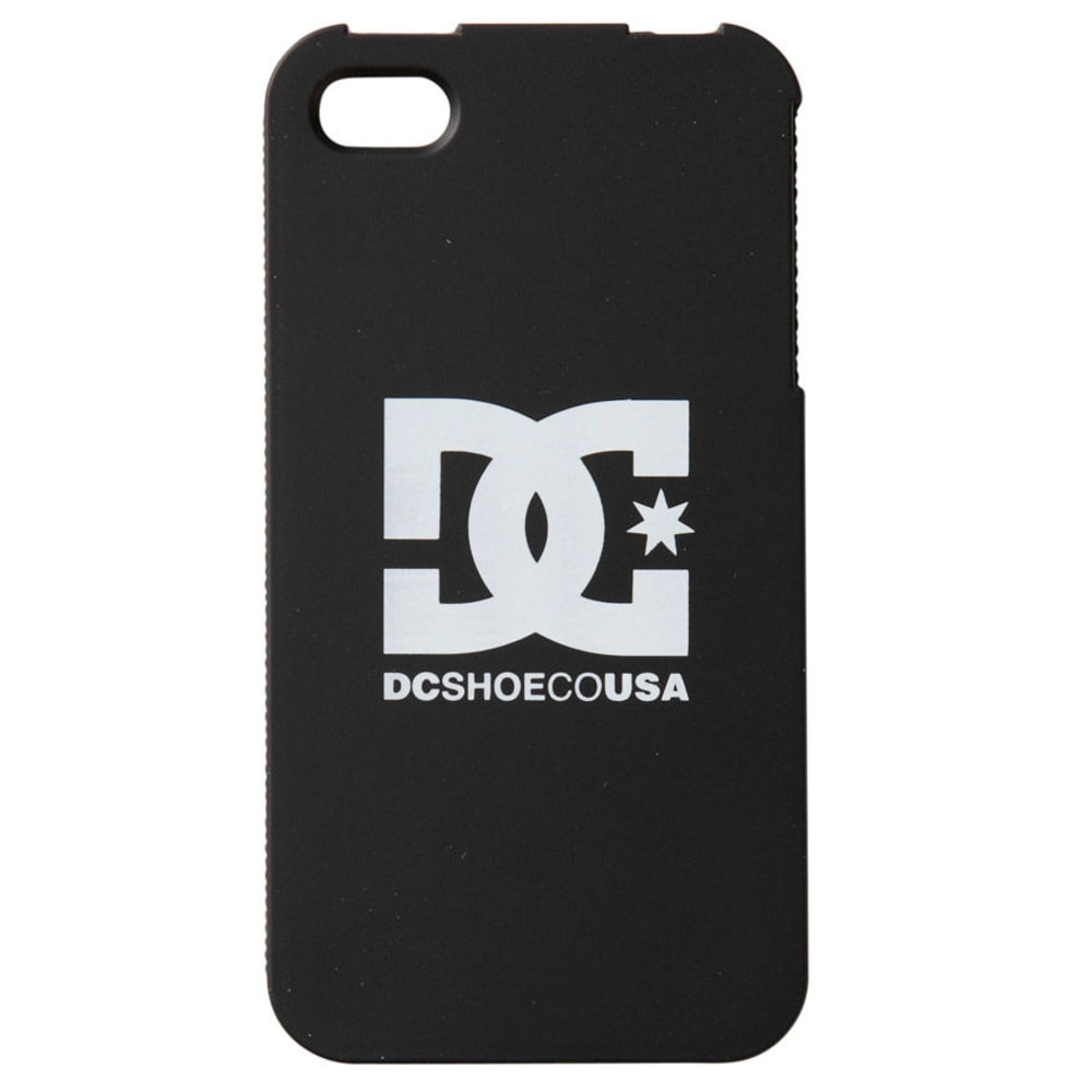 DC SHOES Photel iPhone Case - BLACK
