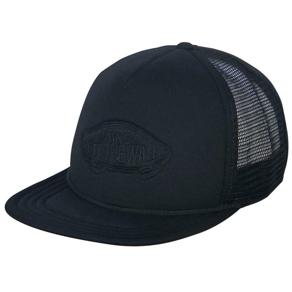VANS Classic Patch Trucker Hat - BLACK