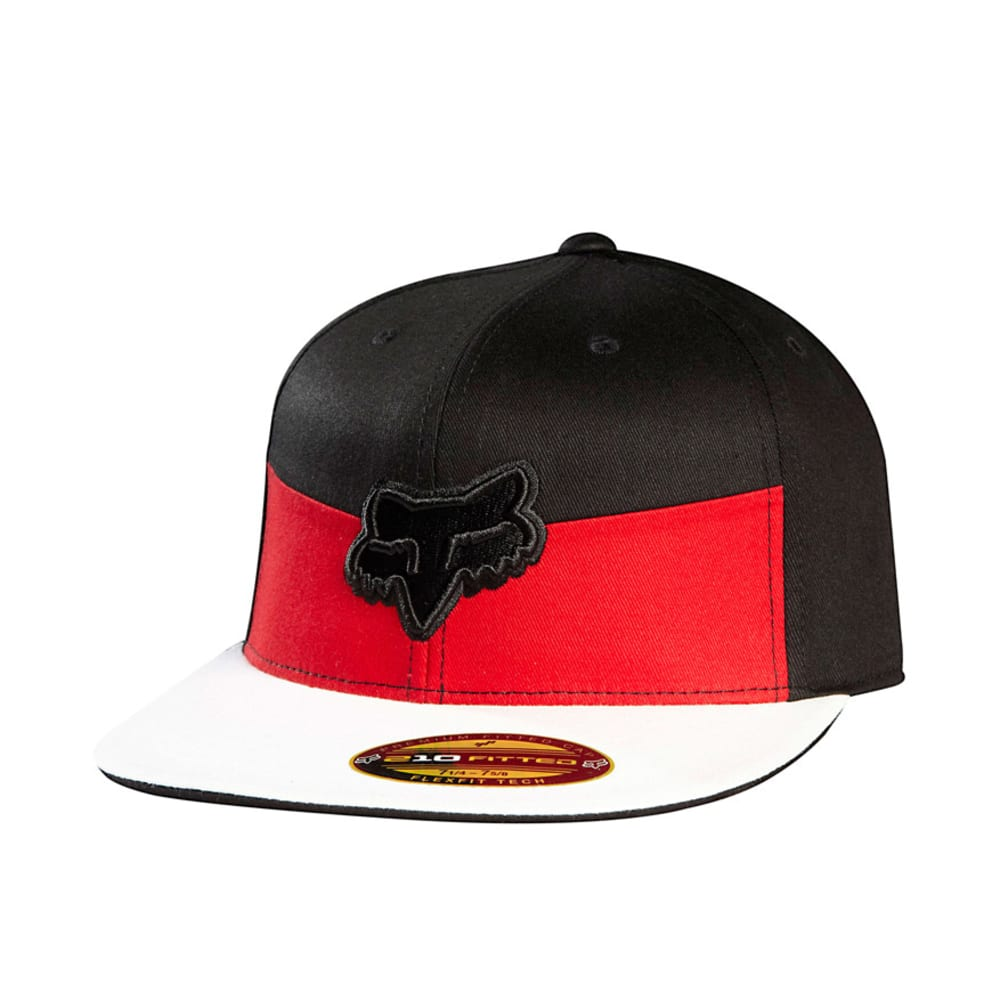FOX HEAD Strollin' Snapback Hat - BLACK