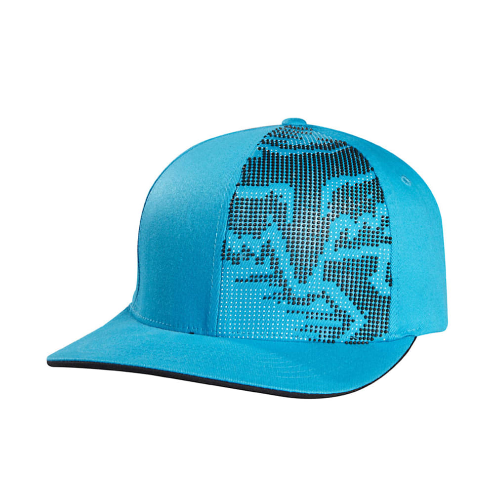 FOX HEAD Brave Step Flexfit Hat - ELECTRIC BLUE