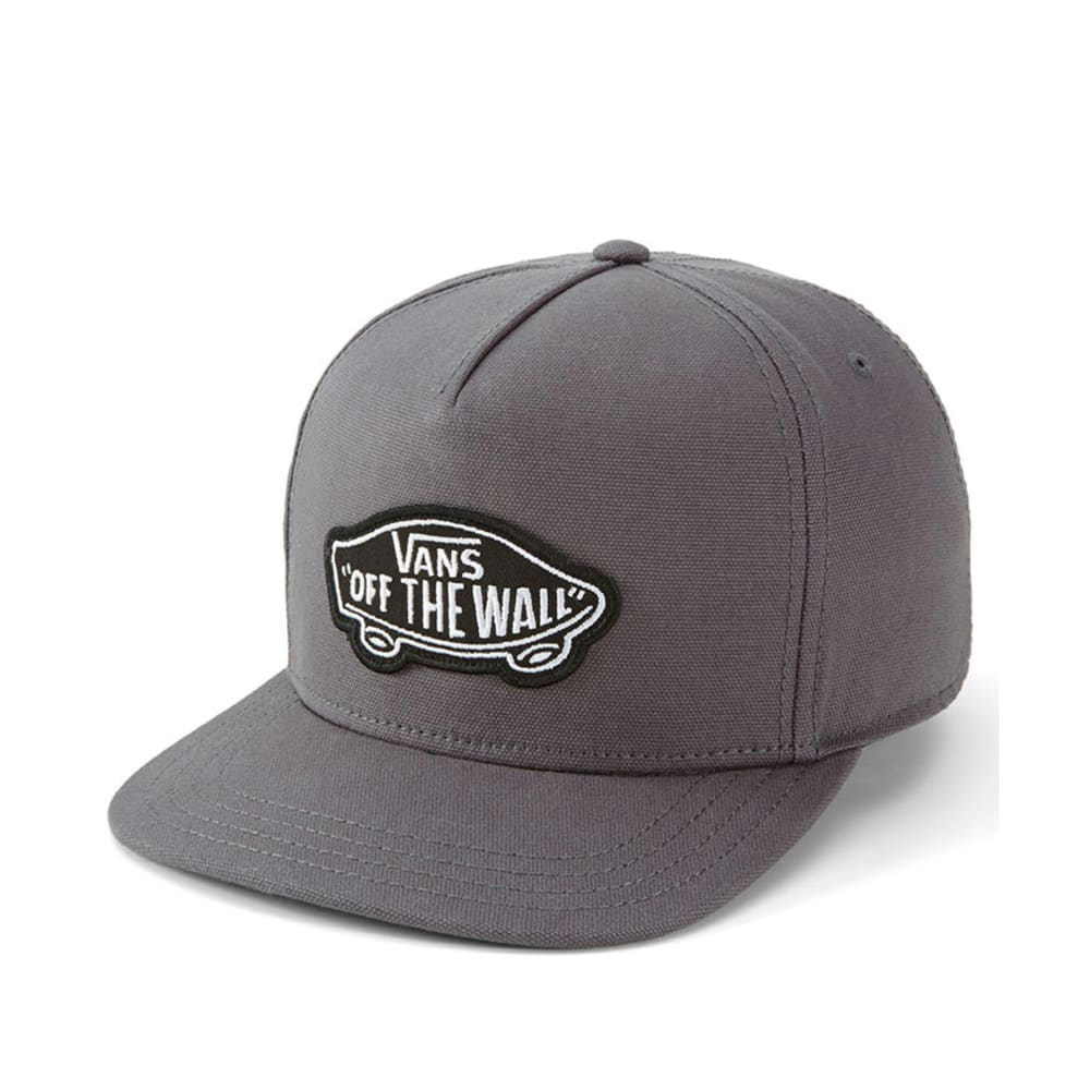 DC SHOES Ya Heard Hat - BLACK/GREY