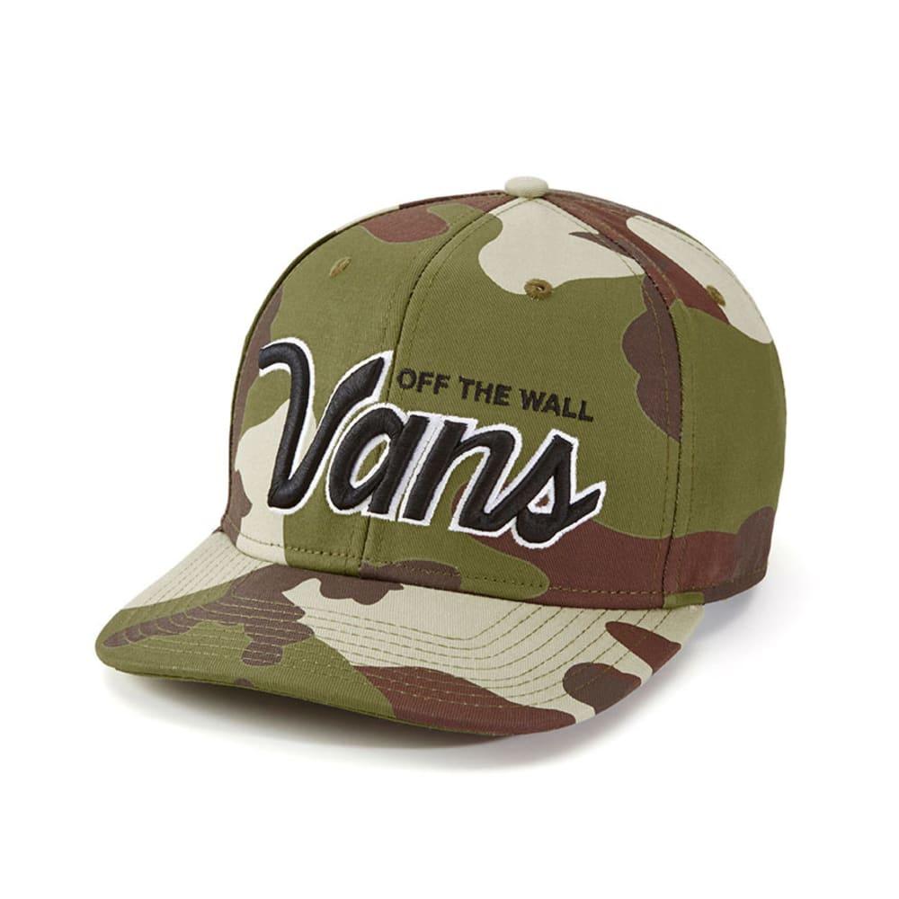 VANS Verdugo Snapback Hat - CAMO