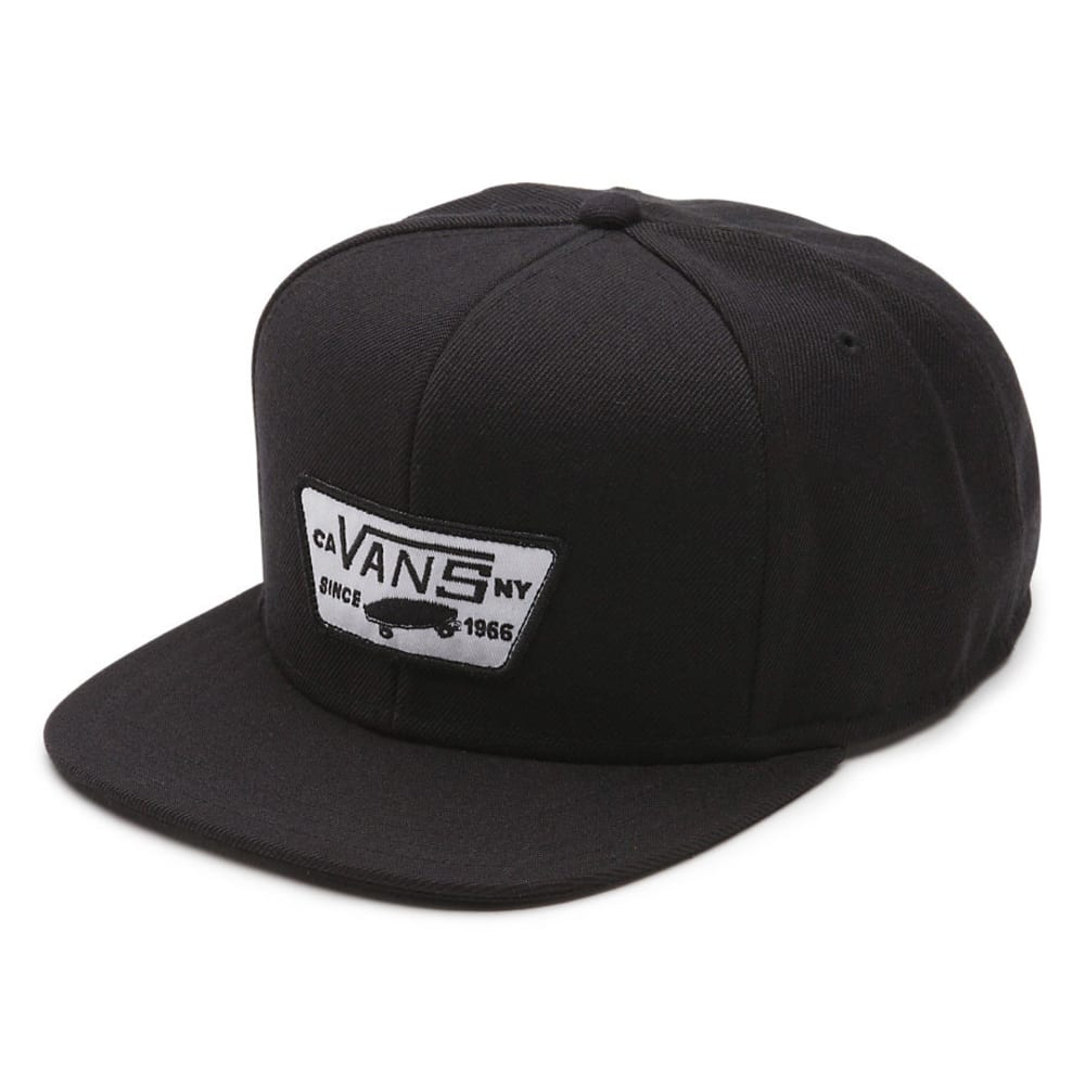 Vans Full Patch Snapback - BLACK