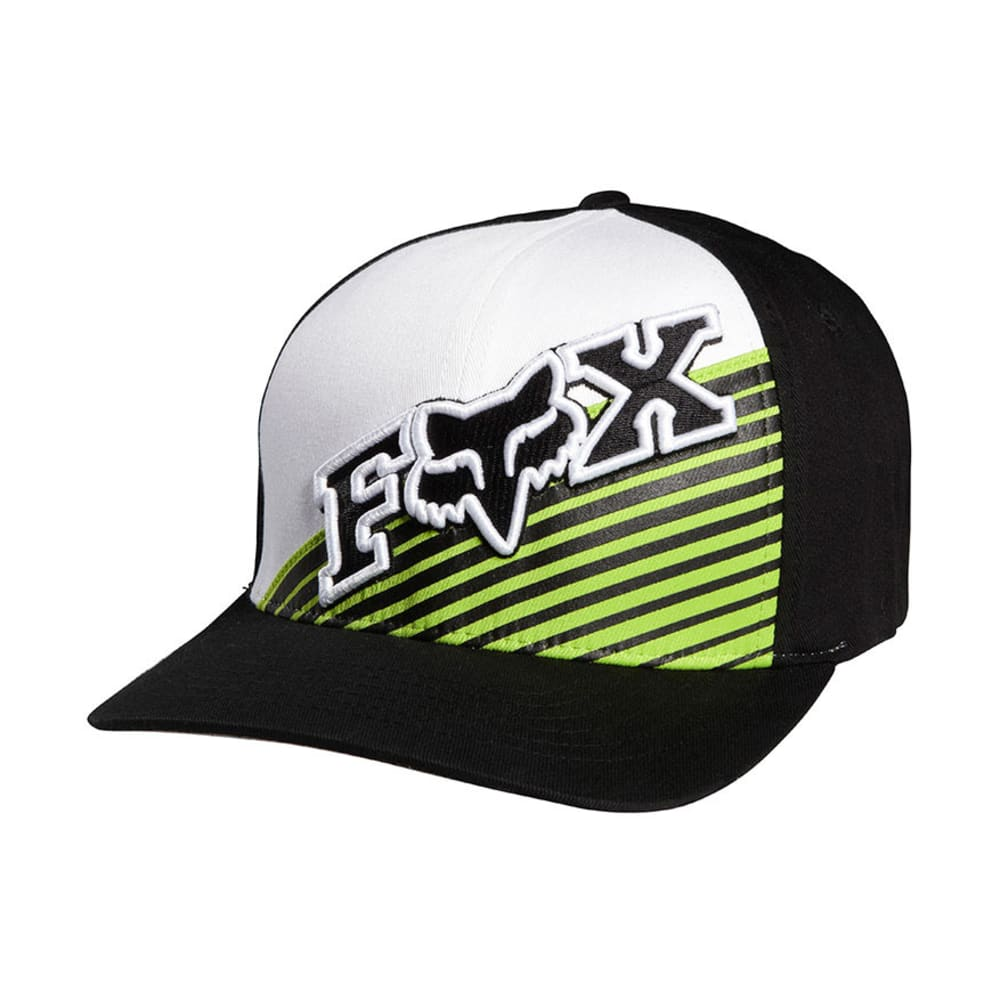 FOX HEAD Counteractive Flex Hat - BLACK/GREEN