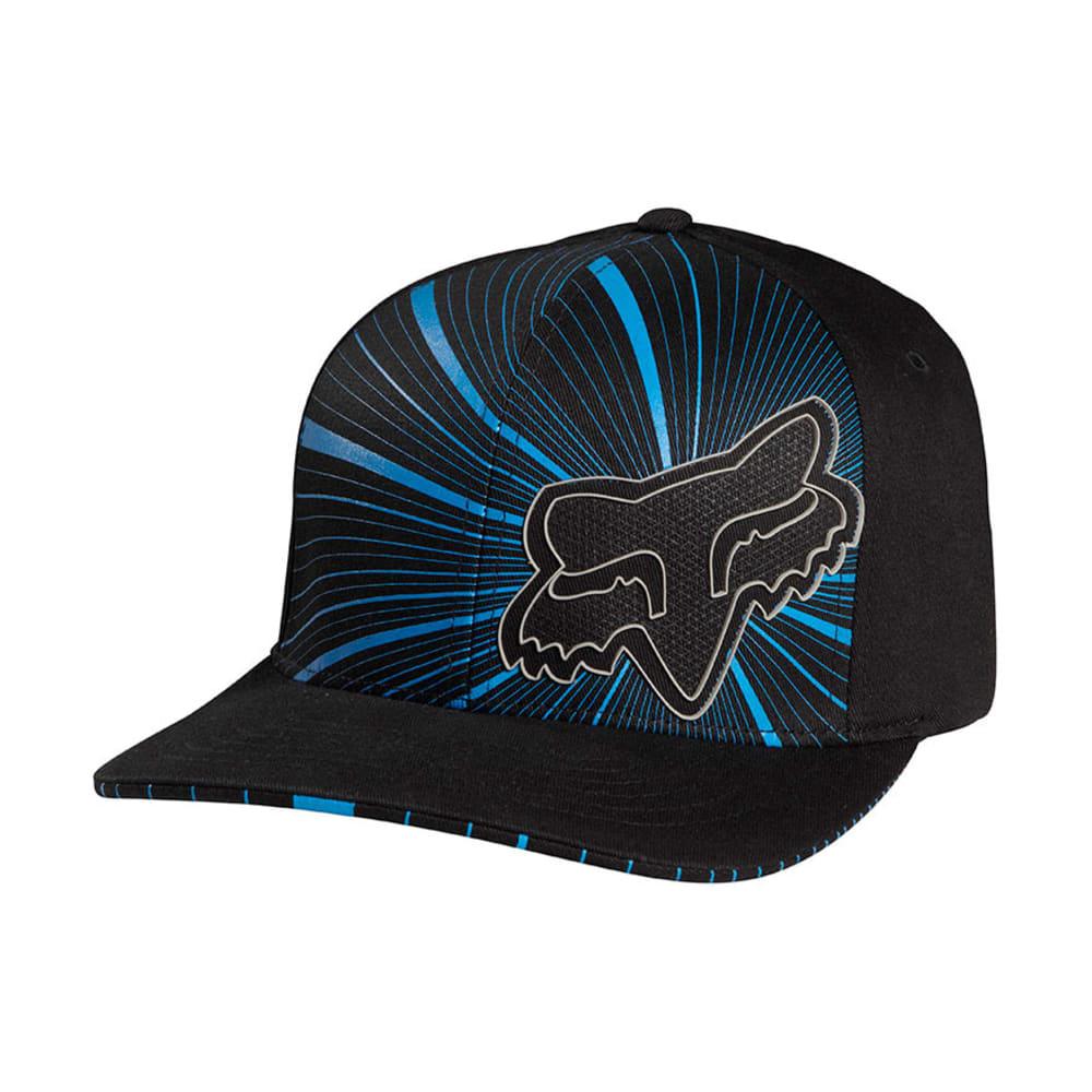 FOX HEAD Indicator Flex Hat - BLACK/BLUE