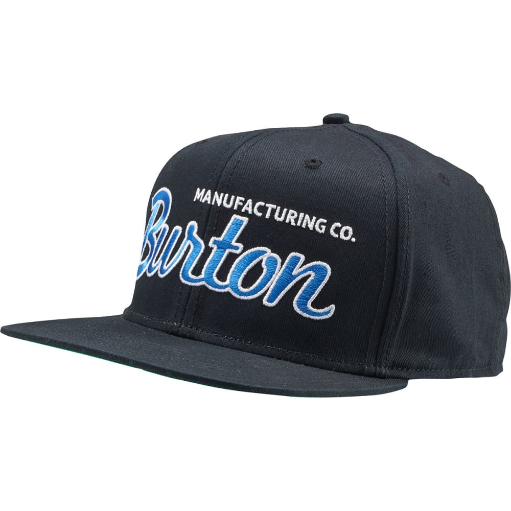 BURTON Guys' Standard Hat - BLACK