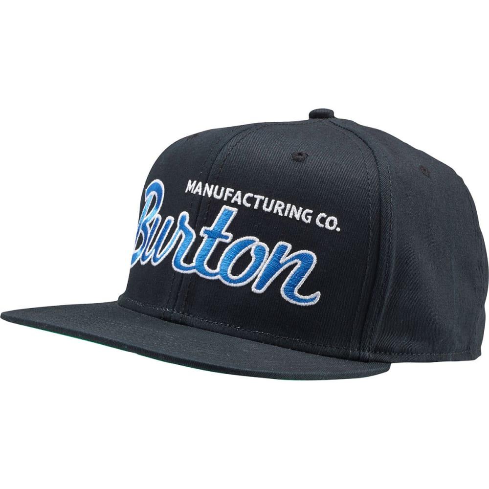 BURTON Guys' Standard Hat - BLACK