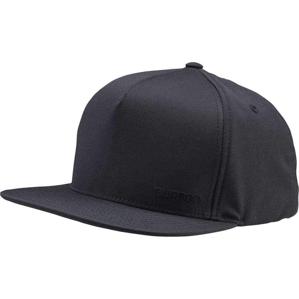 BURTON Guys' Solo Hat - BLACK