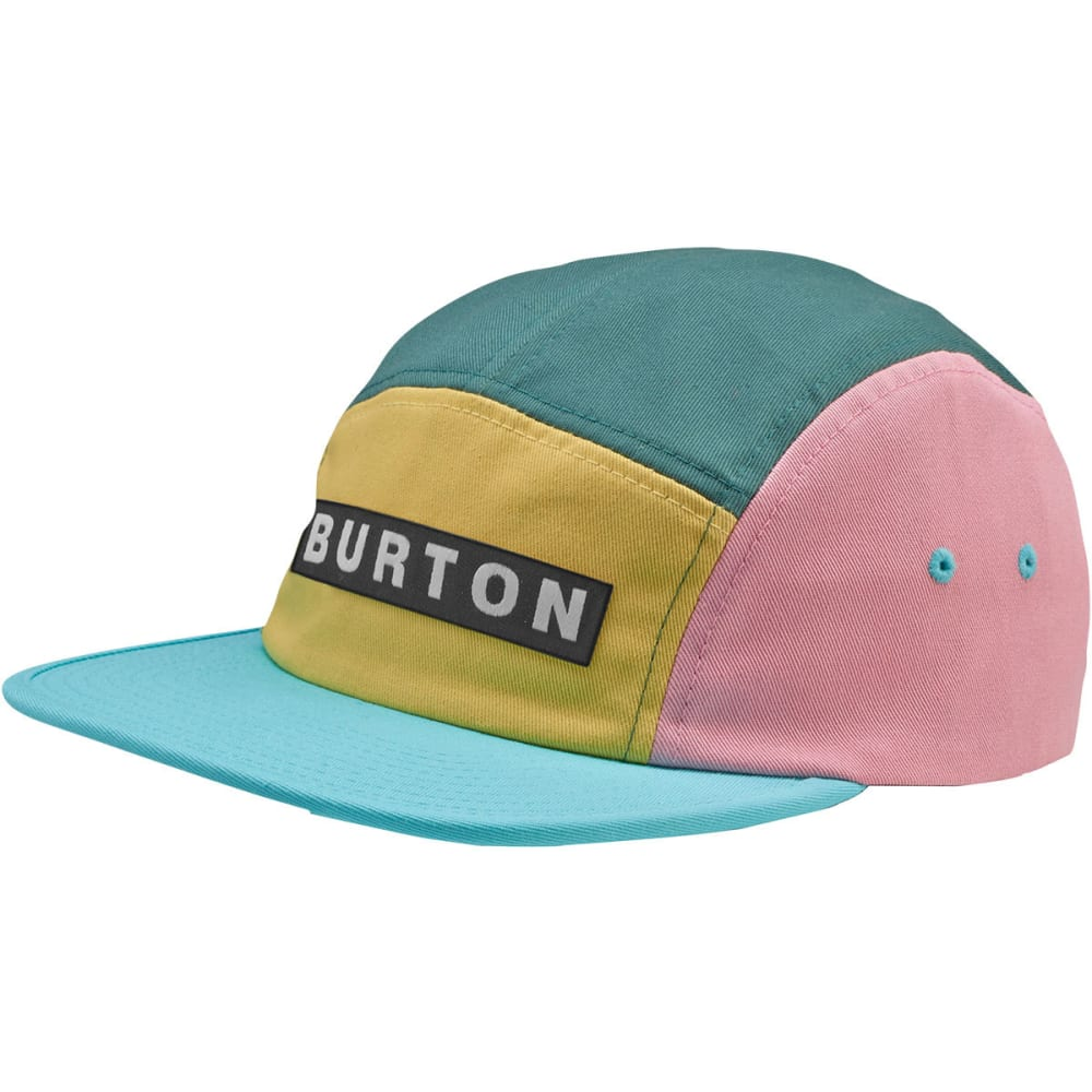 BURTON Guys' Buoy Block Camp Vault Hat - BUOY BLOCK