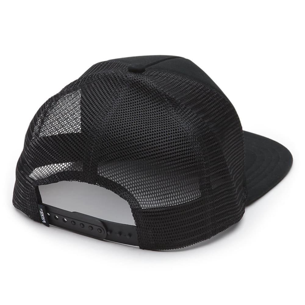 VANS Stay Classic Trucker Hat - BLACK