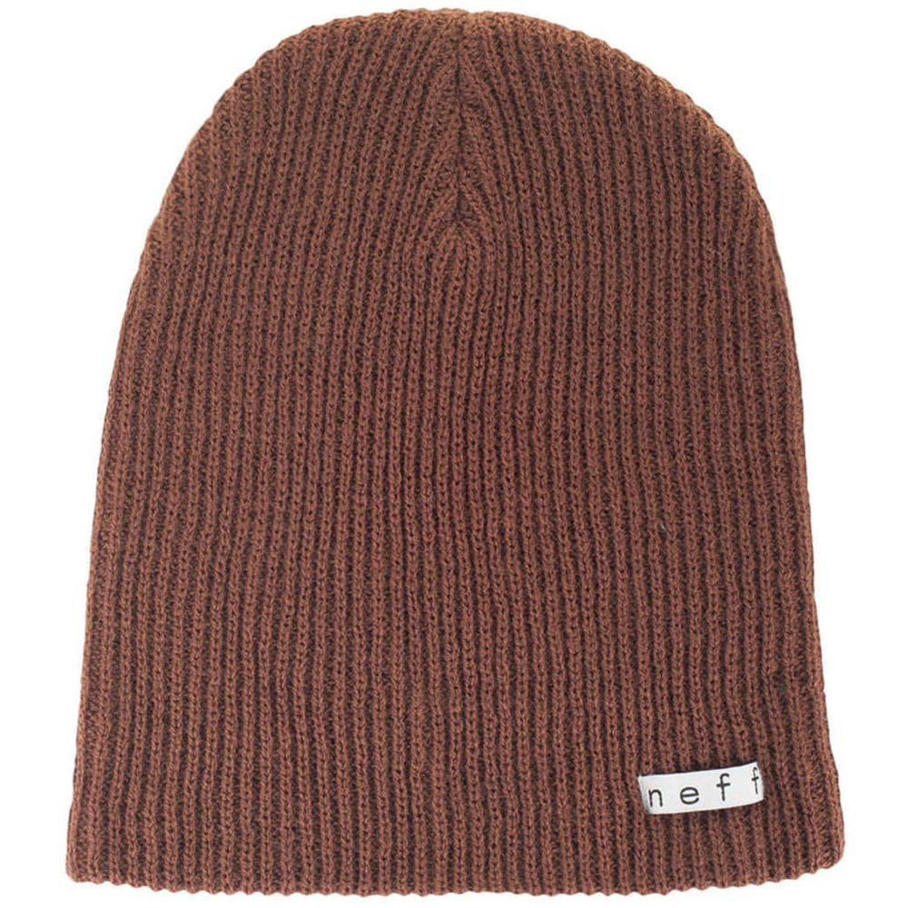 NEFF Daily Beanie - BROWN