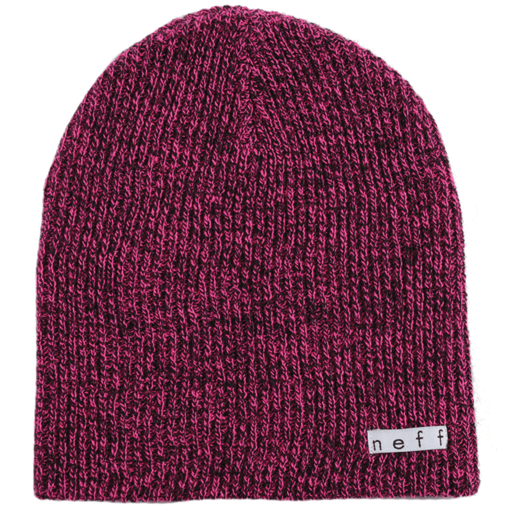 NEFF Guys' Daily Heather Beanie - PURPLE/GREY-PRGY