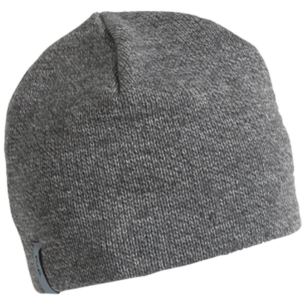 TURTLE FUR Guys' Solid Ragg Beanie - GREY