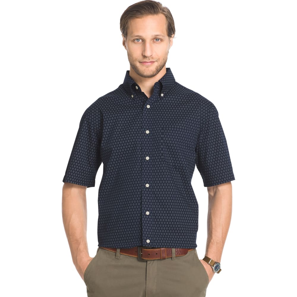 ARROW Men's Sea Jack Printed Shirt - NAVY