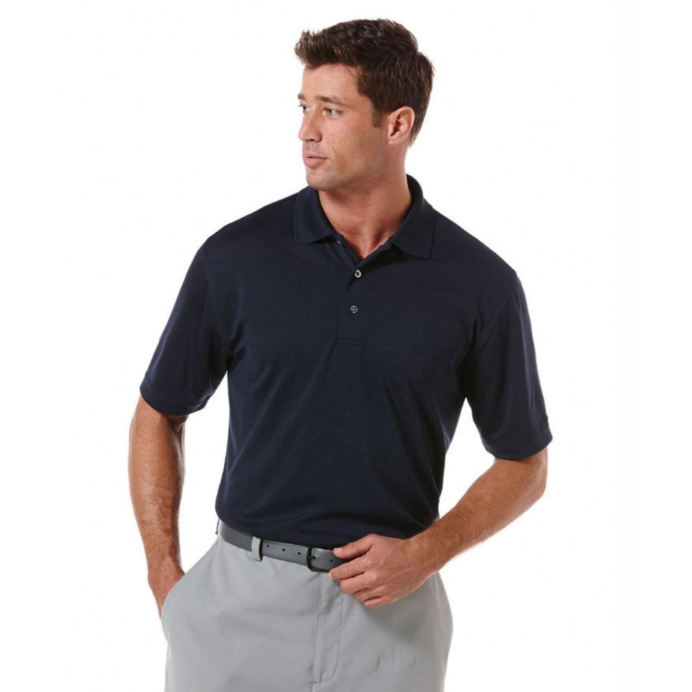 PGA Men's Airflux Polo - TRUE NAVY-412