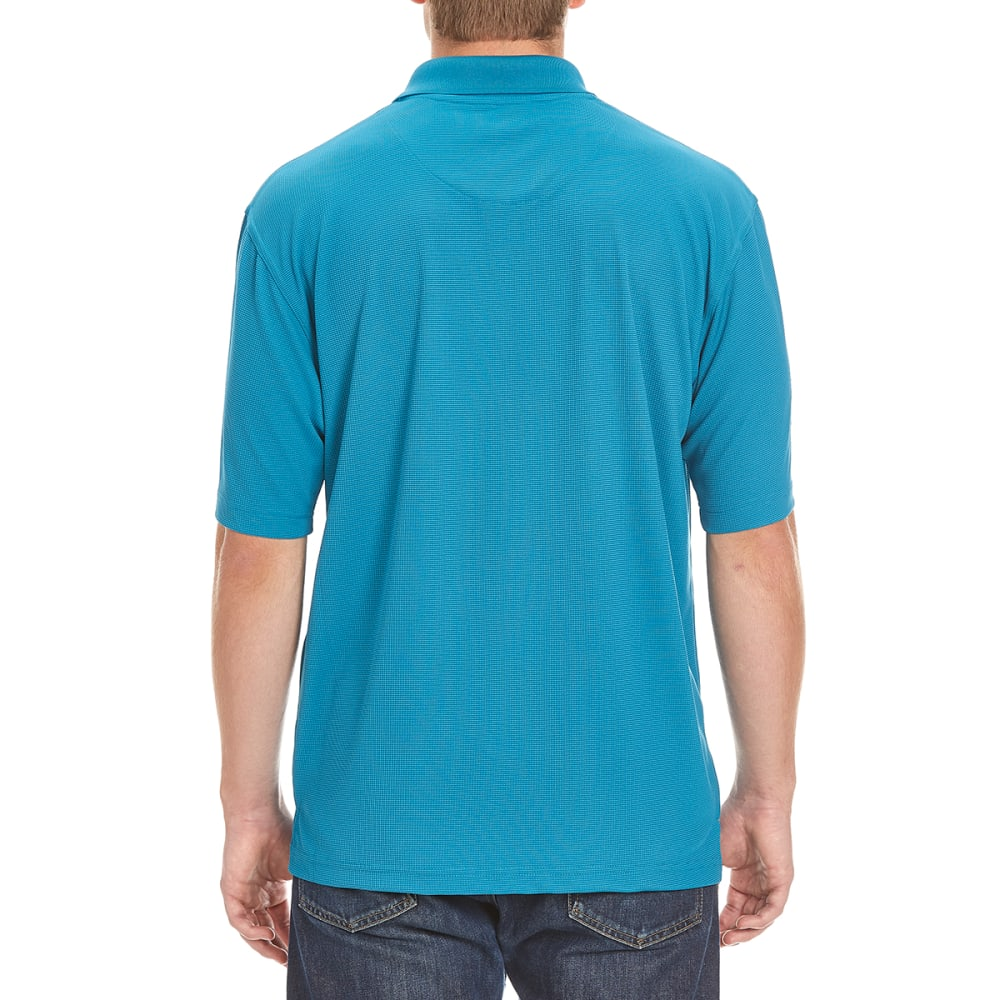 BCC Men's Poly Polo - DRAGONFLY