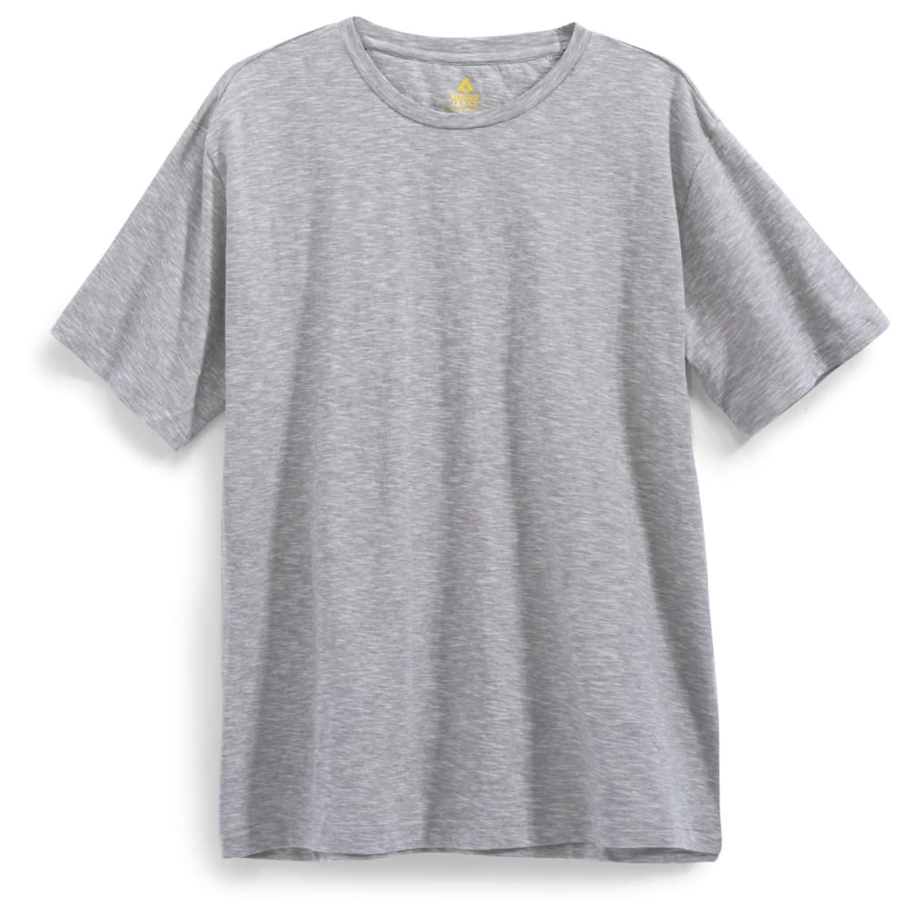 RUGGED TRAILS Men's Slub Tee - CASTLEROCK