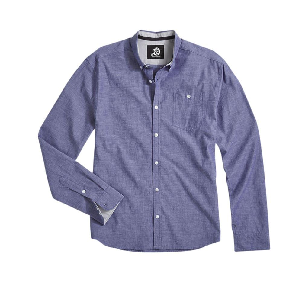 D55 Guys' Chambray Shirt - SODALITE
